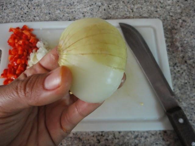 cocinando con ...Mamá Isa: Consejo del día: Cómo cortar la cebolla ...