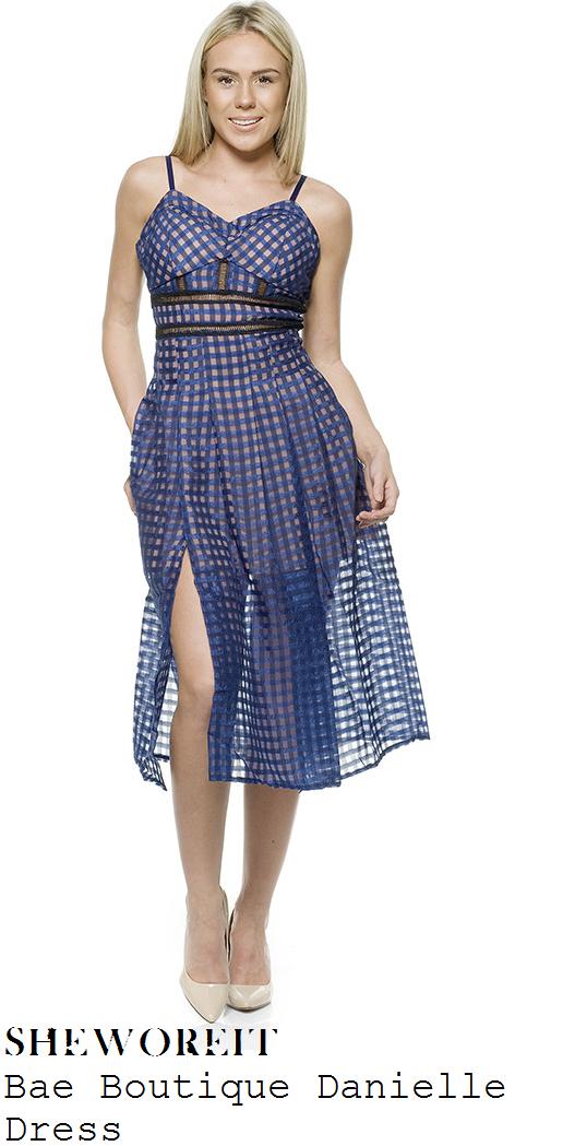natasha-hamilton-blue-check-sleeveless-sheer-midi-dress-cbb-final