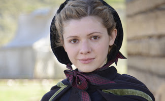 Hell on Wheels - Season 2 - Q&A with Kasha Kropinski (Ruth)
