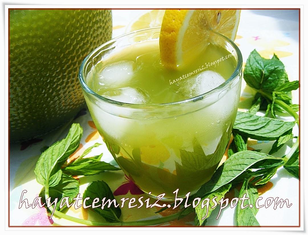 Nane Limon Çayı Yapımı