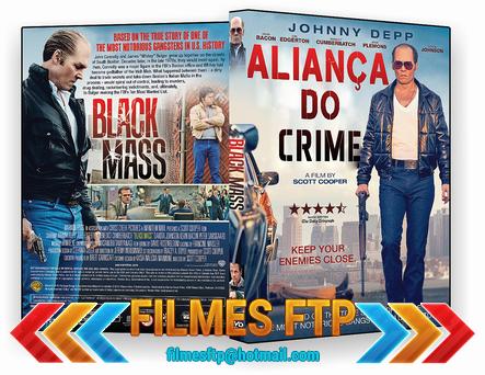 Aliança Do Crime 2015 Dublado DVD-R / AVI