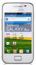 Samsung Galaxy Ace Media Martk