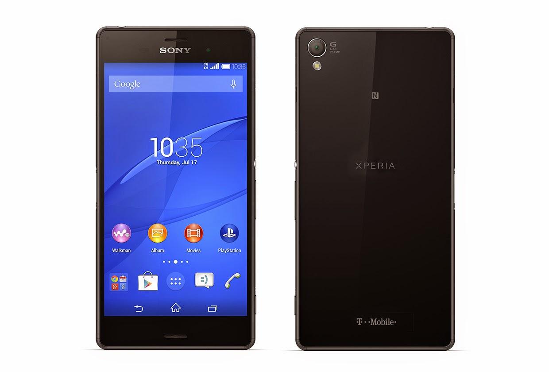 Spesifikasi Hp Sony Xperia Z2 VS Sony Xperia Z3 Terbaru