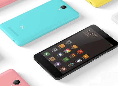 Spesifikasi Lengkap Xiaomi Redmi Note 2