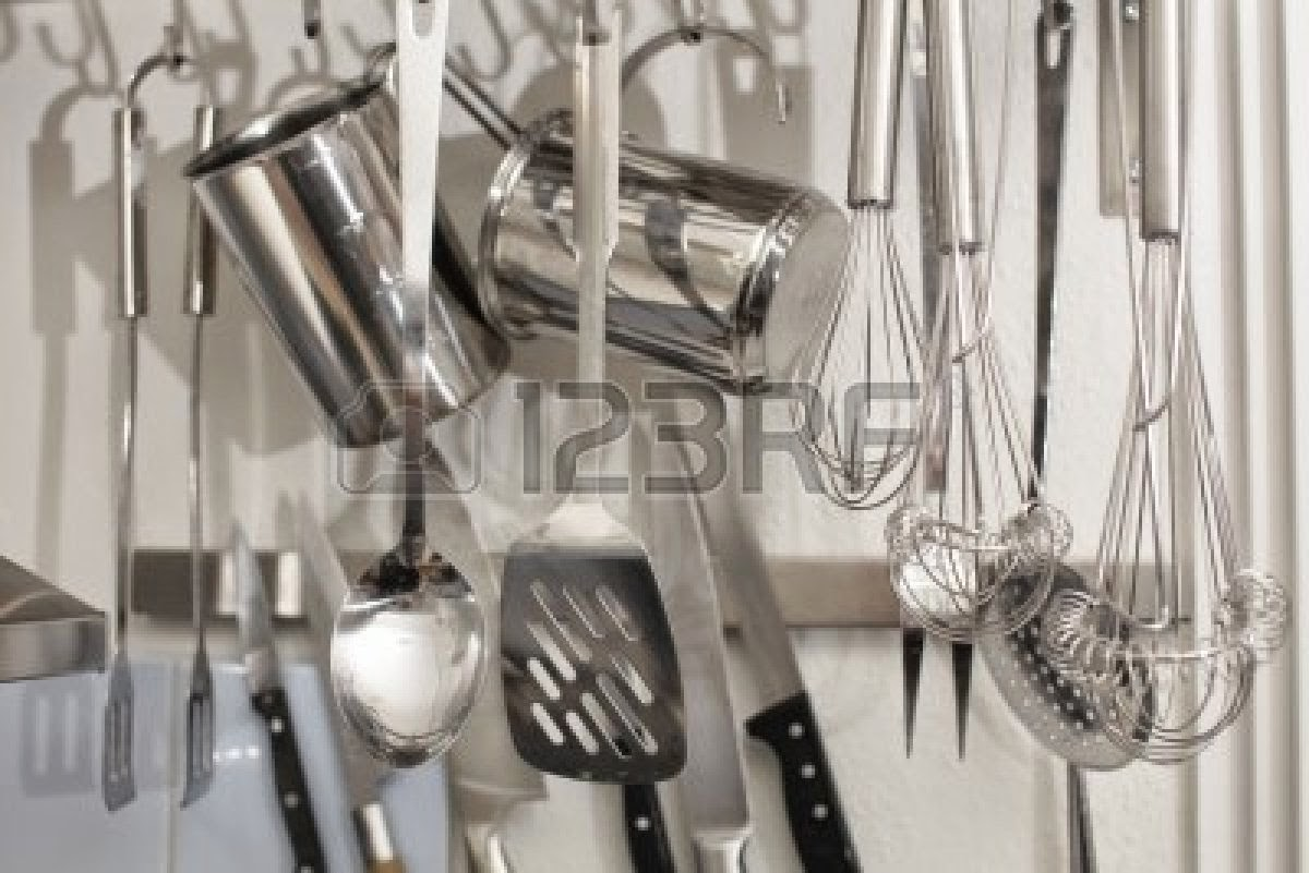 La evolución de la cocina: EVOLUCIÓN DE LOS UTENSILIOS