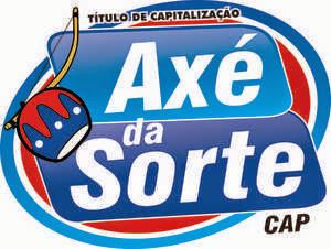 AXÉ DA SORTE CAP