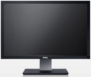 Dell UltraSharp U3011 Widescreen LCD S-IPS monitor Front