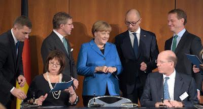 В Берлине состоялся украинско-немецкий экономический форум