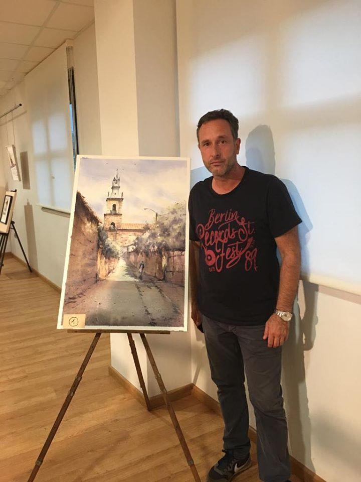 I Premio Certamen de Pintura. Benavides del Órbigo. León. 2019