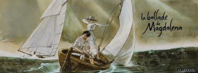 La Ballade de Magdalena, un album marin par Christophe Dubois.