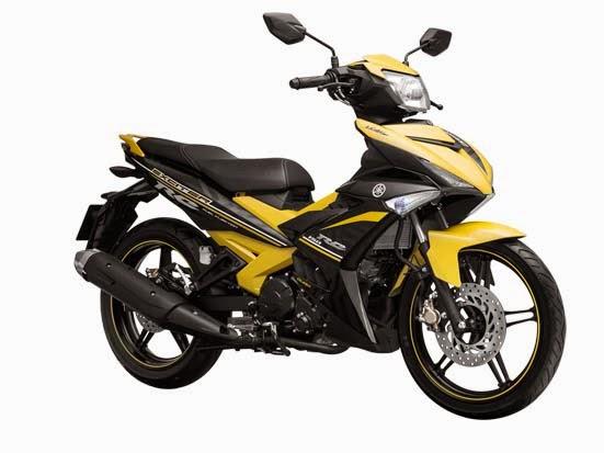 Yamaha Exciter 150 FI Yellow
