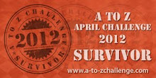 2012 A-Z Challenge Survivor