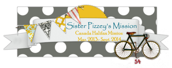 Sister Pizzey's Mission