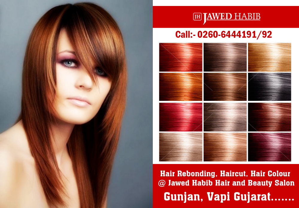 Different Types Of Haircolor Services Hair And Beauty Professionals