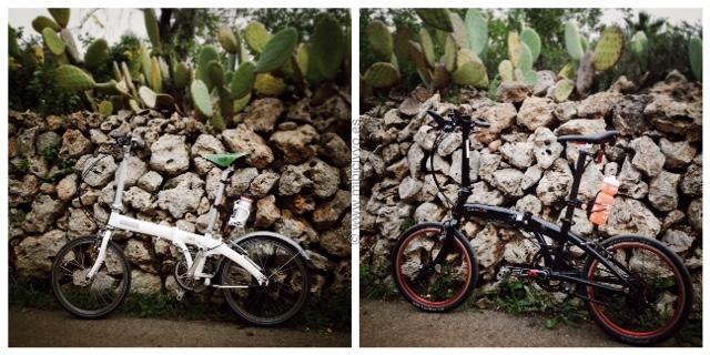 Dahon Eco3 y Dahon MU EX