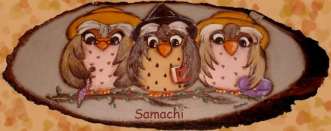 SAMACHI TRE CIVETTE SUL COMO'