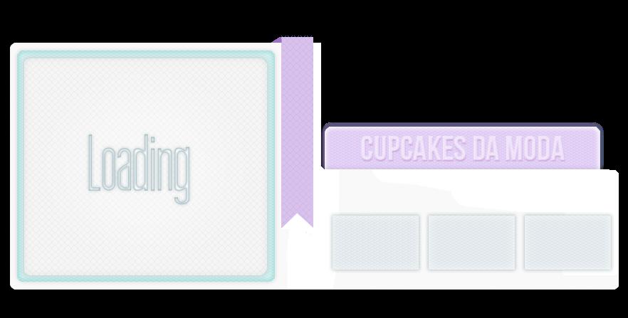 Cupcakes da Moda