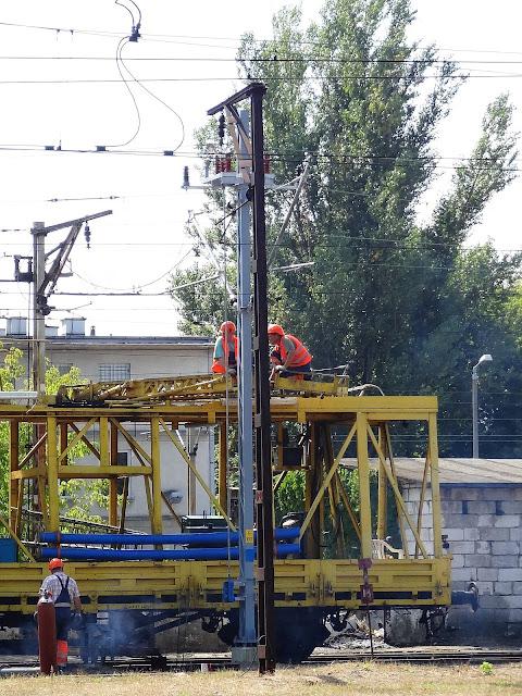 PKP Energetyka na Olszynce Grochowskiej