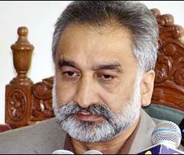 Latest News about former minister Zulfiqar Mirza