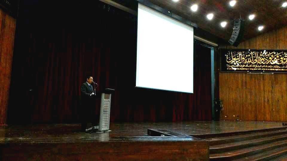 YBhg En Hamizan Hashim, Bicara Eksekutif JAWI, Isu Negara Islam Iraq dan Syria