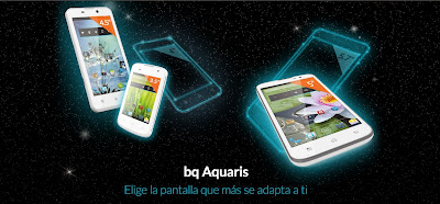 bq aquaris modelos