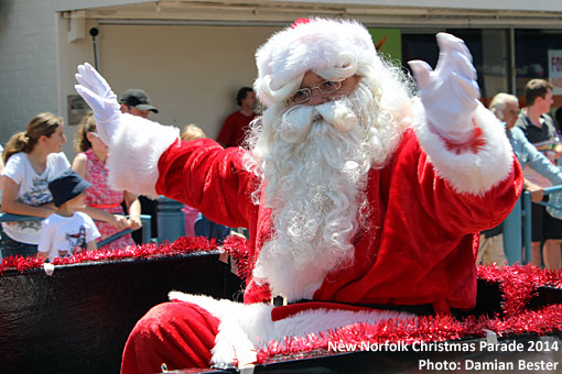New Norfolk NEWS: Save the date: Christmas Parade on December 12
