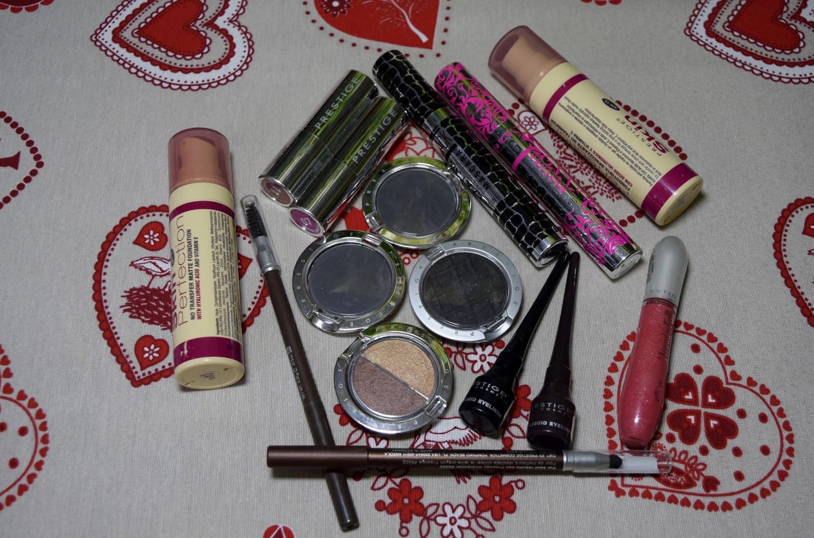 Prestige kosmetyki kolorowe