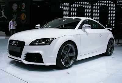 AUTO DEPORTIVO AUDI TT-RS CARRO VERSION COUPE