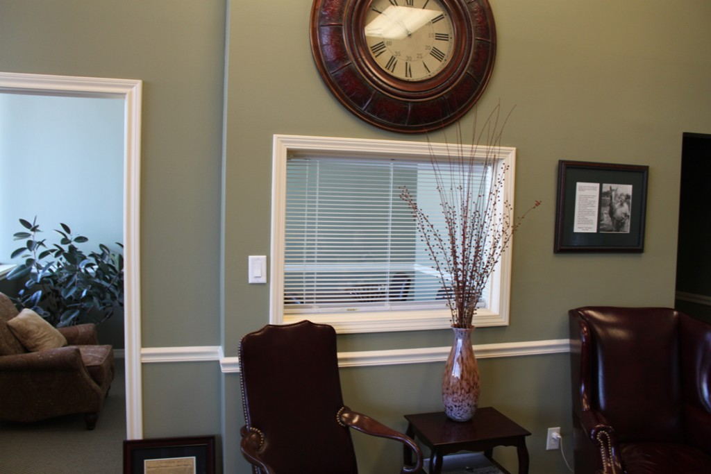 Trinity Uptown Window Coverings Custom Wood Blinds An