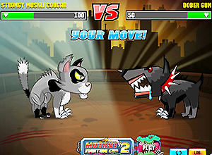 Mutant Fighting Cup 2016 Cat Edition