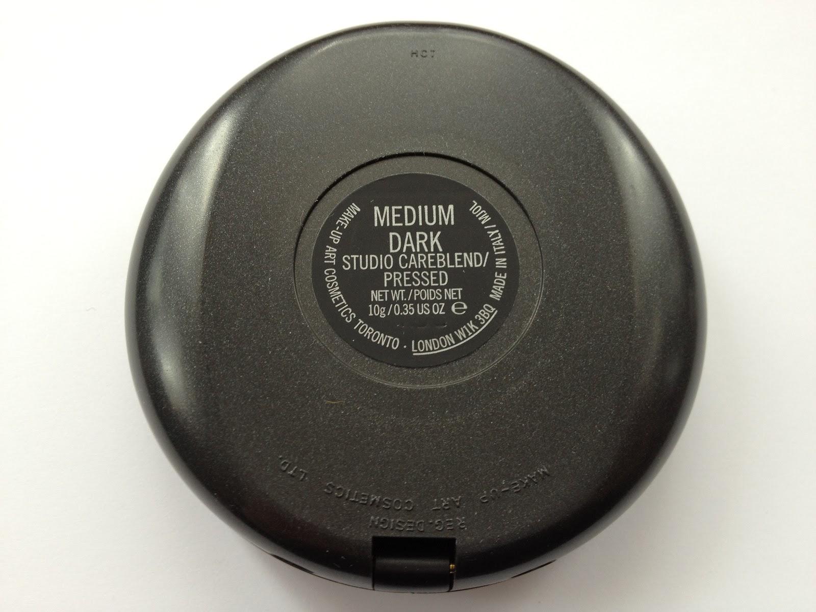 Mac Pressed Powder Brush