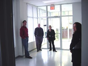 Fluid Power Engineering, Sunset Hills, MO office, grand opening in 2004.