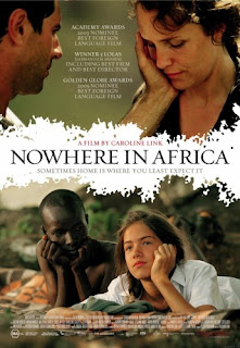 Нигде в Африке / Nowhere in Africa / Nirgendwo in Afrika.