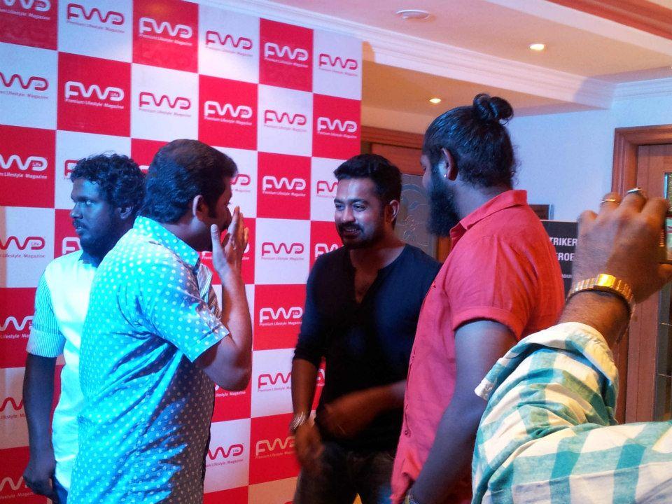 Kili Poyi & Honey Bee Audi Launch -