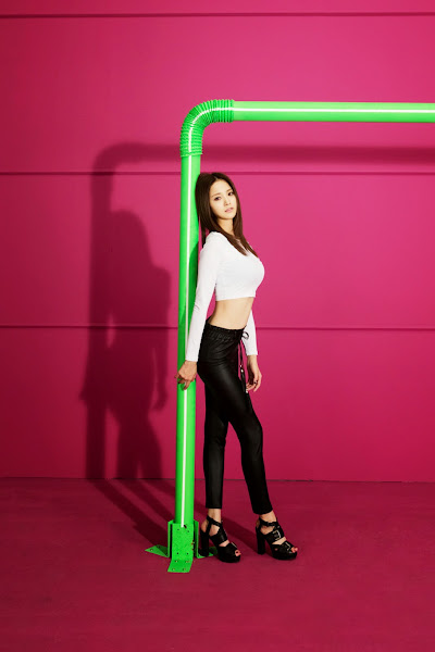 EXID 2014 Comeback Junghwa Top Bottom