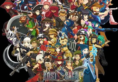 Forum Gemscool Lost Saga Game Petualang Online Terbaru