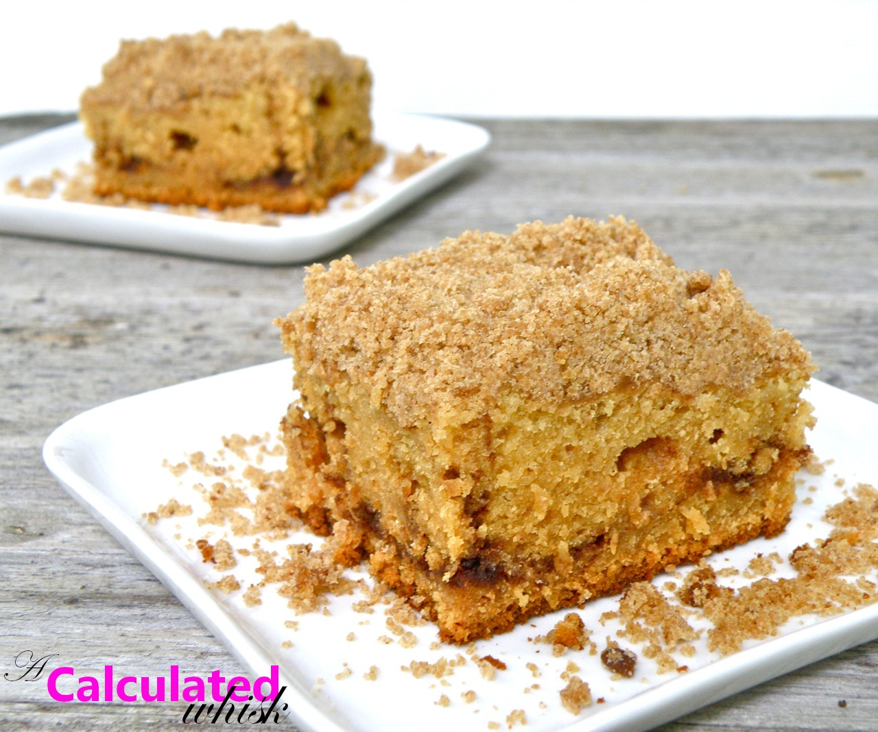 ... Whisk: Cinnamon Swirl Coffee Cake with Brown Butter Streusel