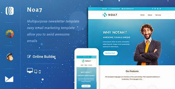 Best Responsive marketing template 2015