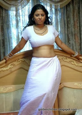 hot saree stills