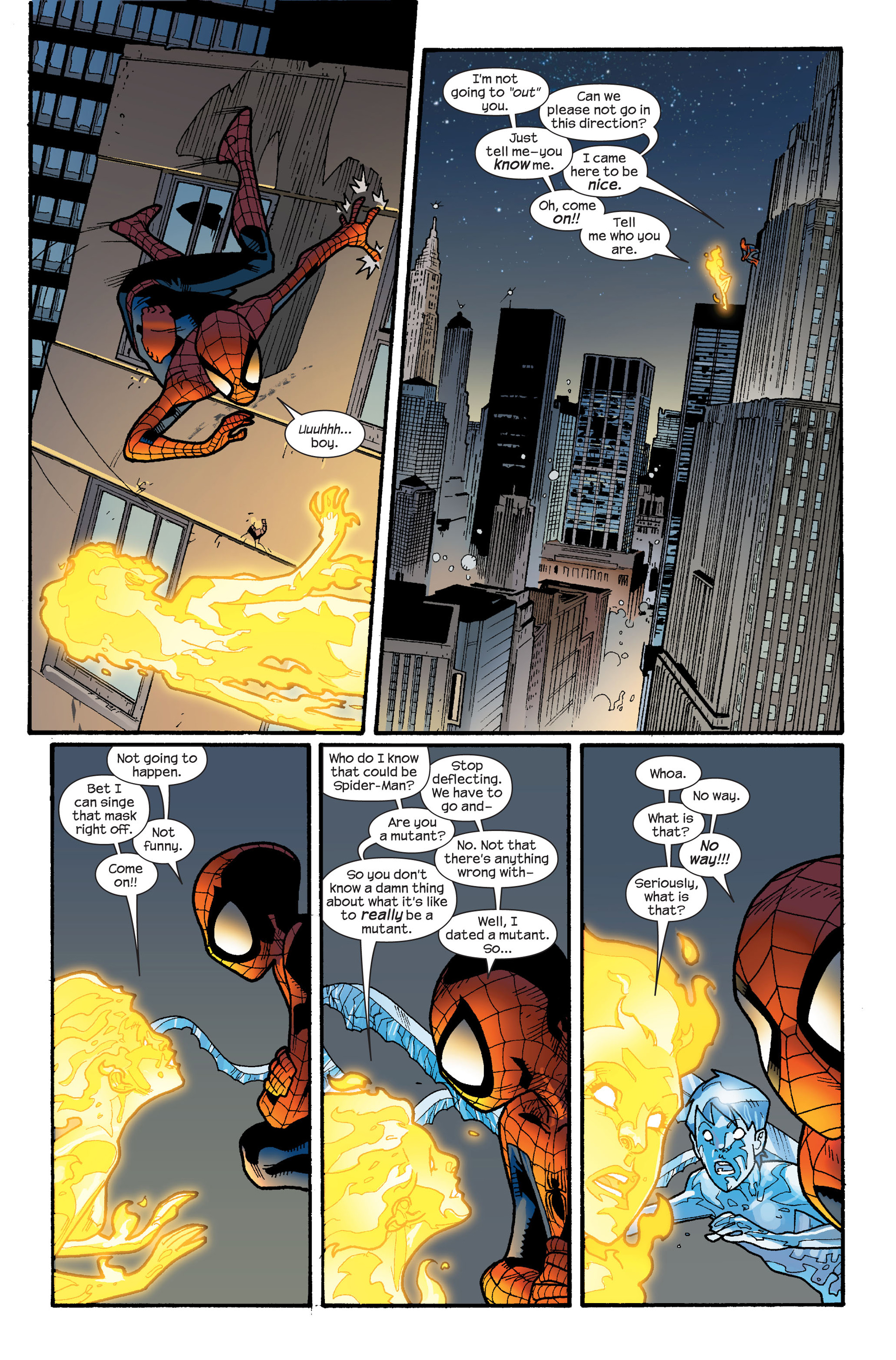 Ultimate Spider-Man (2000) Issue #119 #123 - English 19