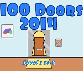 Game 100 Doors 2014 Level 1 2 3 4 5 6 7 8 Answers
