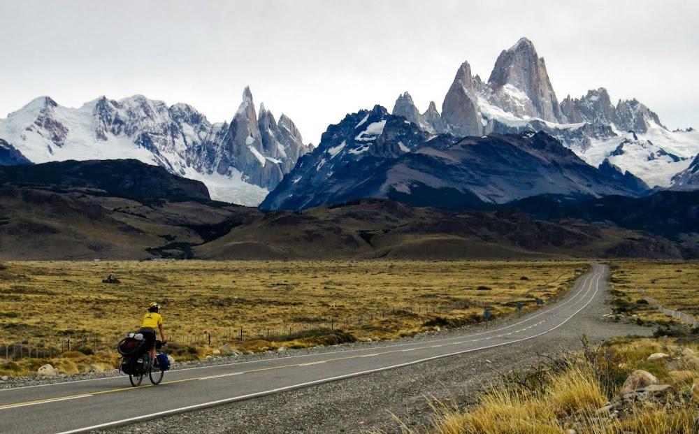 Ciclo escalada andina