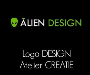 Logo DESIGN - Atelier CREATIE