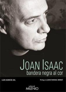 Joan Isaac, bandera negra al cor