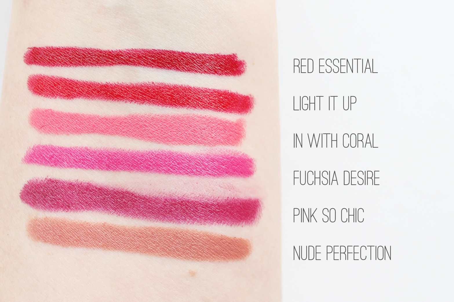 MAYBELLINE | Color Drama Intense Velvet Lip Pencil Collection + Swatches - CassandraMyee