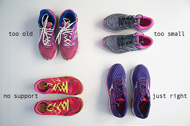 Are these running shoes right for you?
