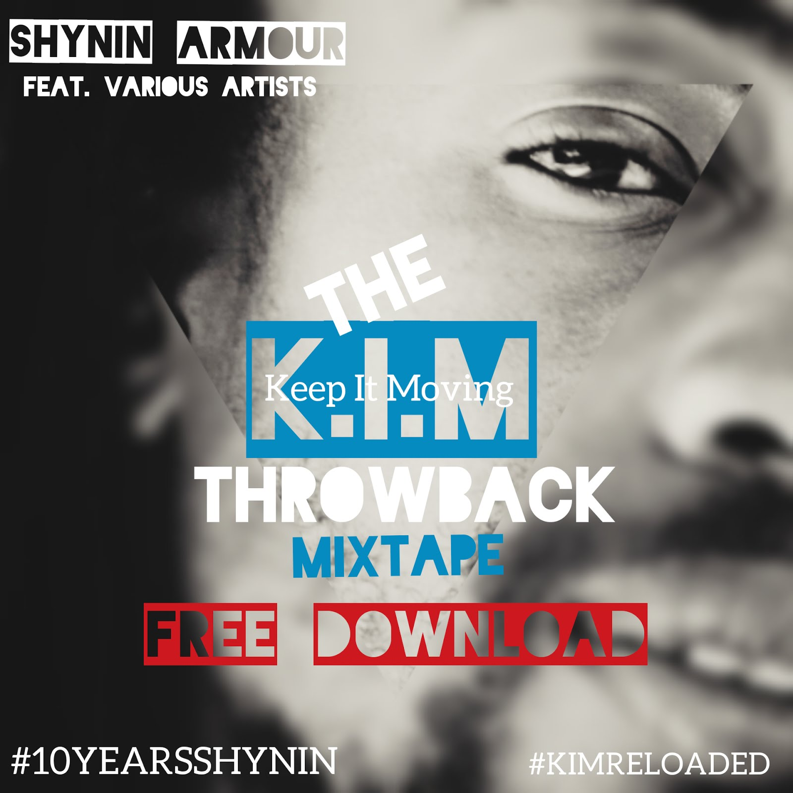DOWNLOAD THE K.I.M MIXTAPE