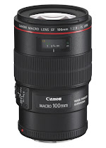 Canon EF 100 mm f/2.8L Macro IS USM