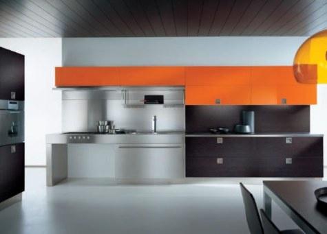 Dise o de cocinas italianas decorar casa y hogar - Cocinas diseno italiano ...