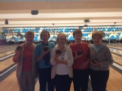 Armed and ready! The IPC bowling stirkers 